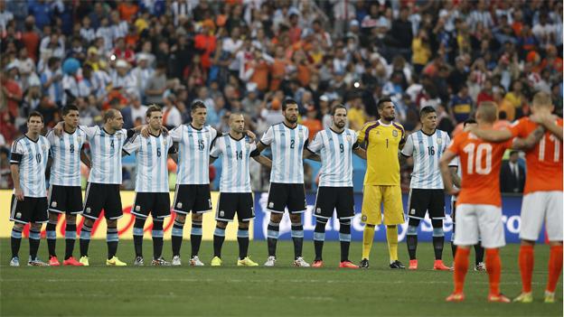 La final del torneo mundialista será el domingo a las 3:00 pm. (AFP)