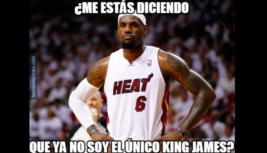 LeBron James: checa los curiosos memes de su regreso a los ...