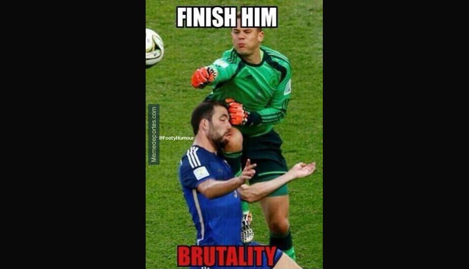 Argentina los mejores memes de la final del Mundial Brasil 2014