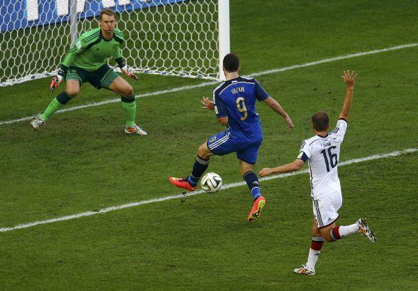 Alemania campe n todos los n meros del tetracampe n del for Offside en el futbol