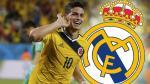 """James Rodríguez: """"Iría al Real Madrid con los ojos cerrados"""" - Noticias de diario ojo"""