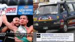 Jonathan Maicelo improvisó su limusina como combi en Estados Unidos (VIDEO)