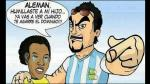 Alemania vs. Argentina: gánate con los memes antes de la final - Noticias de