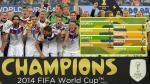 Brasil 2014: revive los resultados de todos los partidos de la Copa del Mundo - Noticias de herzegovina inglaterra espana