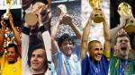 Alemania campeón: conoce a los 20 capitanes campeones del mundo - Noticias de dino zoff