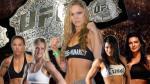 UFC: Ronda Rousey y las 4 candidatas para arrebatarle su cinturón (VIDEO) - Noticias de alexis davis