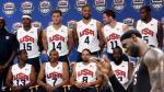 LeBron James y Carmelo Anthony no jugarán el Mundial de la FIBA - Noticias de carmelo anthony