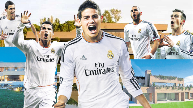 Oficial: Real Madrid  Ficha al Goleador del Mundial James Rodriguez