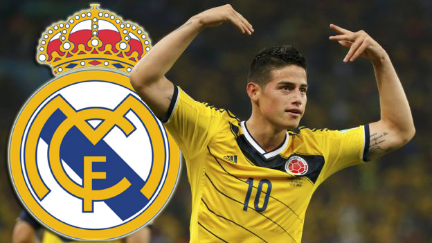 James Rodríguez fue el goleador del último mundial: 6. (Depor)
