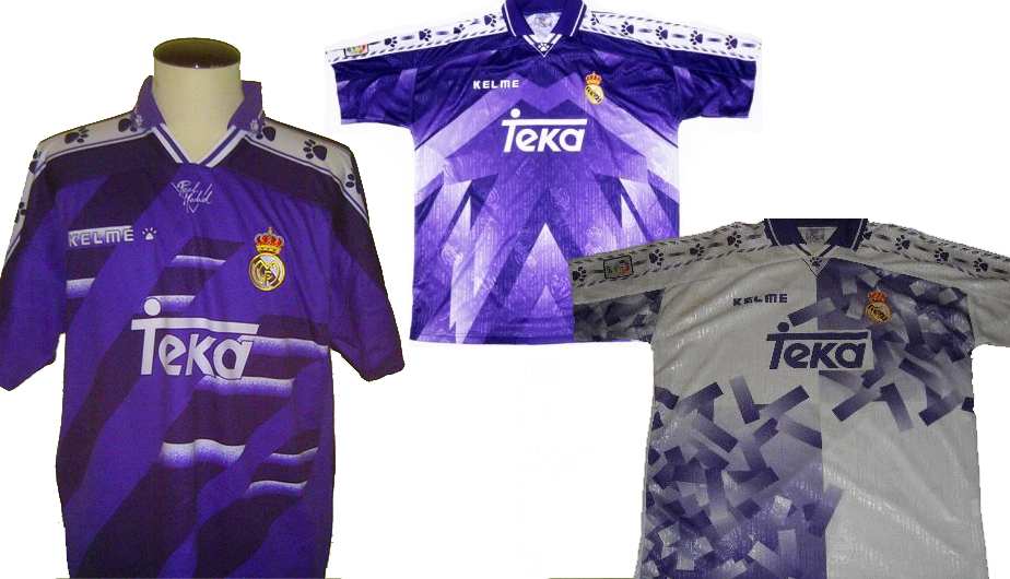 Real Madrid y las camisetas más feas y horribles de la historia (FOTOS) 909c037a51c73