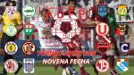 Torneo Apertura: árbitros, hora y canal de la novena fecha - Noticias de simon estadio heraclio tapia hora