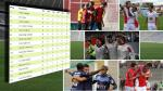 Torneo Apertura: así quedó la tabla de posiciones tras la octava fecha - Noticias de simon balbuena