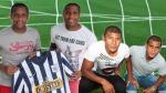 Fútbol Peruano: conoce a los hermanos que han jugado juntos en un equipo - Noticias de giuliano portilla