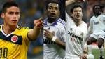 James Rodríguez y otros siete 10 del Real Madrid - Noticias de michael laudrup