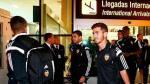 Copa Euroamericana: peruanos recibieron al Valencia antes de enfrentar a Alianza - Noticias de rene higuita