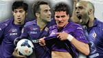 Fiorentina: cuatro figuras mundiales que enfrentarán a Universitario - Noticias de liga depor 2013
