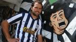 Alianza Lima: Mauricio Montes dedicó gol del triunfo a hijo recién nacido - Noticias de comando sur