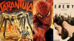 Hollywood: ¿sabes qué arañas son las que aparecieron en estas 8 películas? - Noticias de la viuda negra
