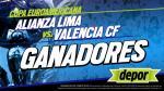 Alianza Lima vs. Valencia: estos son los ganadores de las entradas dobles - Noticias de julio mancilla