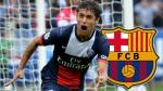 Barcelona quiere sí o sí a futbolista brasileño del París Saint Germain