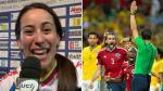 Ciclista colombiana ganó oro en Mundial de BMX y gritó... ¡era gol de Yepes! (VIDEO)