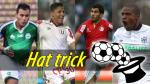 Descentralizado 2014: ¿Cuántos 'hat tricks' se han anotado en el año? (VIDEOS)