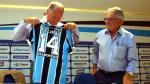 Luiz Felipe Scolari es el nuevo técnico del Gremio brasileño