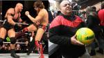 WWE: conoce al creador de 'atángana' en la lucha libre (VIDEO) - Noticias de la voz peru