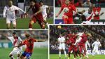 ¿A cuántos países ha viajado Perú para jugar amistosos en los últimos 5 años? - Noticias de carlos dittborn
