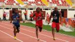Andy Martínez rompió récord nacional de los 100 metros luego de 37 años - Noticias de juegos panamericanos