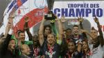 PSG ganó 2-0 Guingamp y es campeón de la Supercopa de Francia (VIDEO) - Noticias de afp horizonte