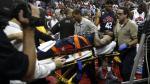 Paul George y las 5 peores lesiones de deportistas (VIDEO) - Noticias de sid vicious