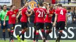 Manchester United venció 3-1 a Real Madrid por la International Champions Cup
