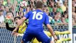 Thibaut Courtois debutó en el Chelsea con atajadón a amigo de Claudio Pizarro (VIDEO) - Noticias de felix kroos