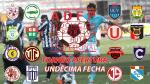 Torneo Apertura: árbitros, fecha, hora y canal de la jornada 11 - Noticias de sporting cristal vs utc