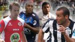 Copa Sudamericana 2014: fecha y hora de los partidos de vuelta de los equipos peruanos - Noticias de pascual guerrero