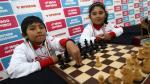 Ajedrez: peruanos que ganaron los Panamericanos piden apoyo para ir al Mundial - Noticias de natalia málaga