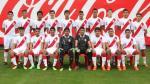 Selección Sub 15: conoce a los jugadores convocados para Nanjing 2014 - Noticias de bolivia vs. perú