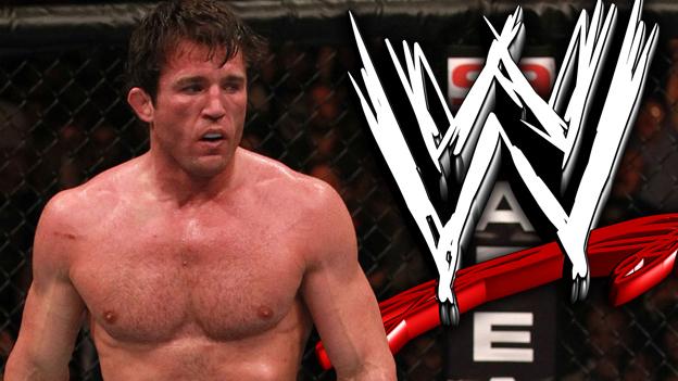 Chael Sonnen podría ser fichado por la WWE