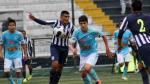 Torneo de Reservas: Sporting Cristal ganó 2-0 a Alianza Lima - Noticias de jaime morales