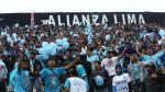 Alianza Lima vs. Sporting Cristal: las mejores imágenes del triunfo blanquiazul en Matute - Noticias de alianza lima vs sporting cristal