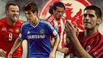 Eintracht Frankfurt de Carlos Zambrano y el gran equipo que armó esta temporada (VIDEOS Y GIFS) - Noticias de futbolista paraguayo