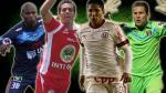 Apertura 2014: mira qué jugadores ya fueron campeones de los cinco finalistas - Noticias de miguel angel tejada ramos