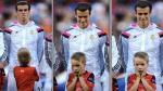 Gareth Bale y el niño que no sabía que tenía a su ídolo detrás