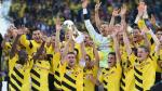 Borussia Dortmund celebró otra vez la Supercopa ante Pep Guardiola (FOTOS)