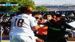 Inti Gas vs. San Martín fue escenario de un nuevo conato de pelea (VIDEO) - Noticias de martin ugarriza