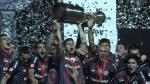 San Lorenzo venció 1-0 a Nacional y es campeón de la Copa Libertadores - Noticias de silvio torales