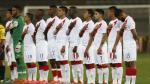 Selección Peruana escaló siete posiciones en el ránking FIFA