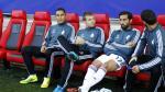 Real Madrid tiene una banca de suplentes de 220 millones de euros