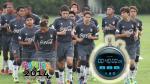 Nanjing 2014: partidos de la Selección Sub 15 durarán 80 minutos - Noticias de fútbol peruano 2013